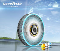 Renewing tyres with tread capsules – Goodyear presents reCharge concept