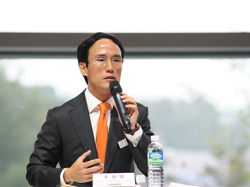 Shares in Hankook rally as Cho Hyun-bum becomes largest shareholder