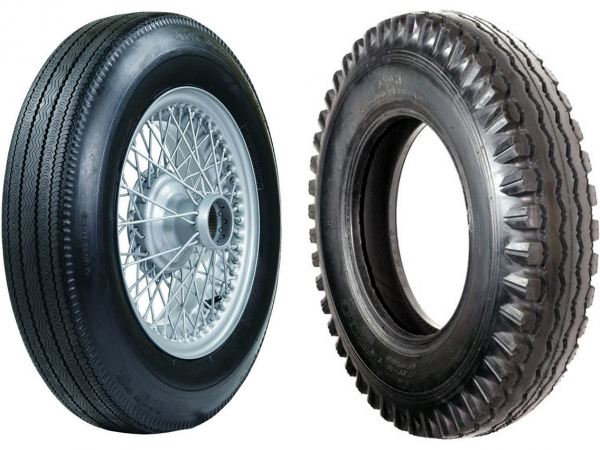 Coker Tire Takes on the Avon tyre brand