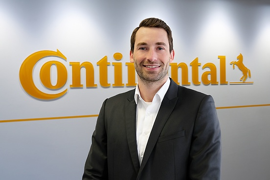 Continental CST appoints Hübner its agri product line manager