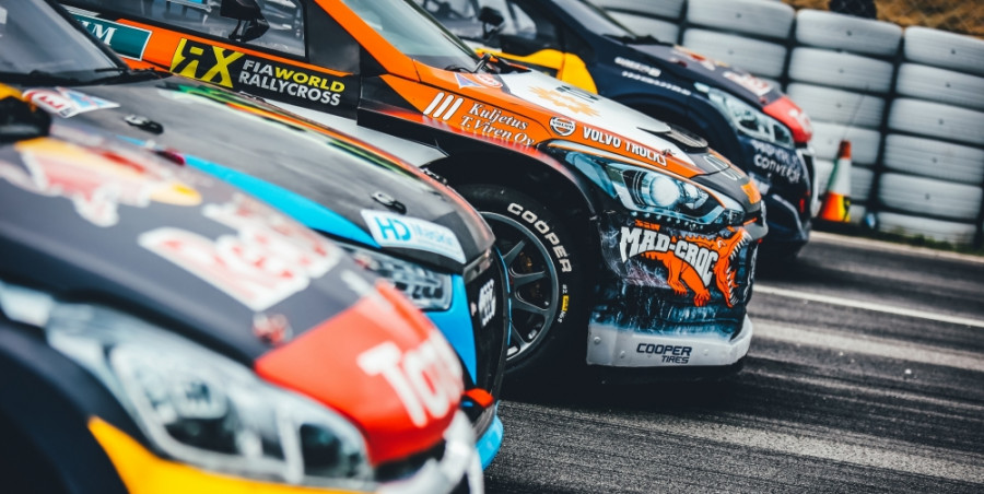 Cooper Tire Europe racing on with World RX Esports Invitational Series