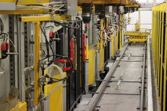 Michelin UK retreading factory reopening