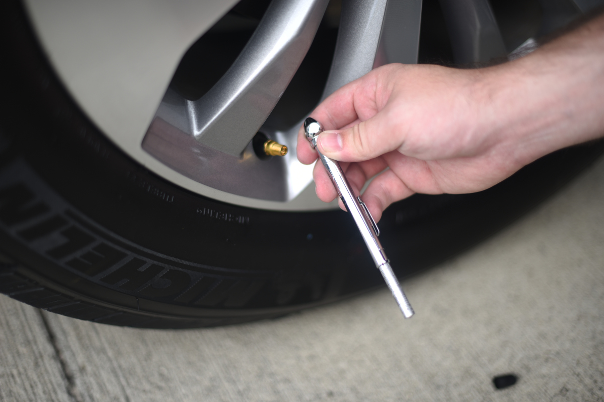 PCL tyre warning