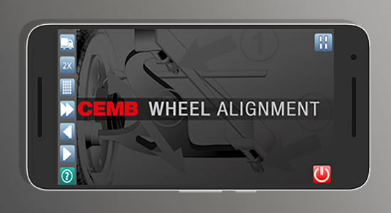 The Cemb DWA App