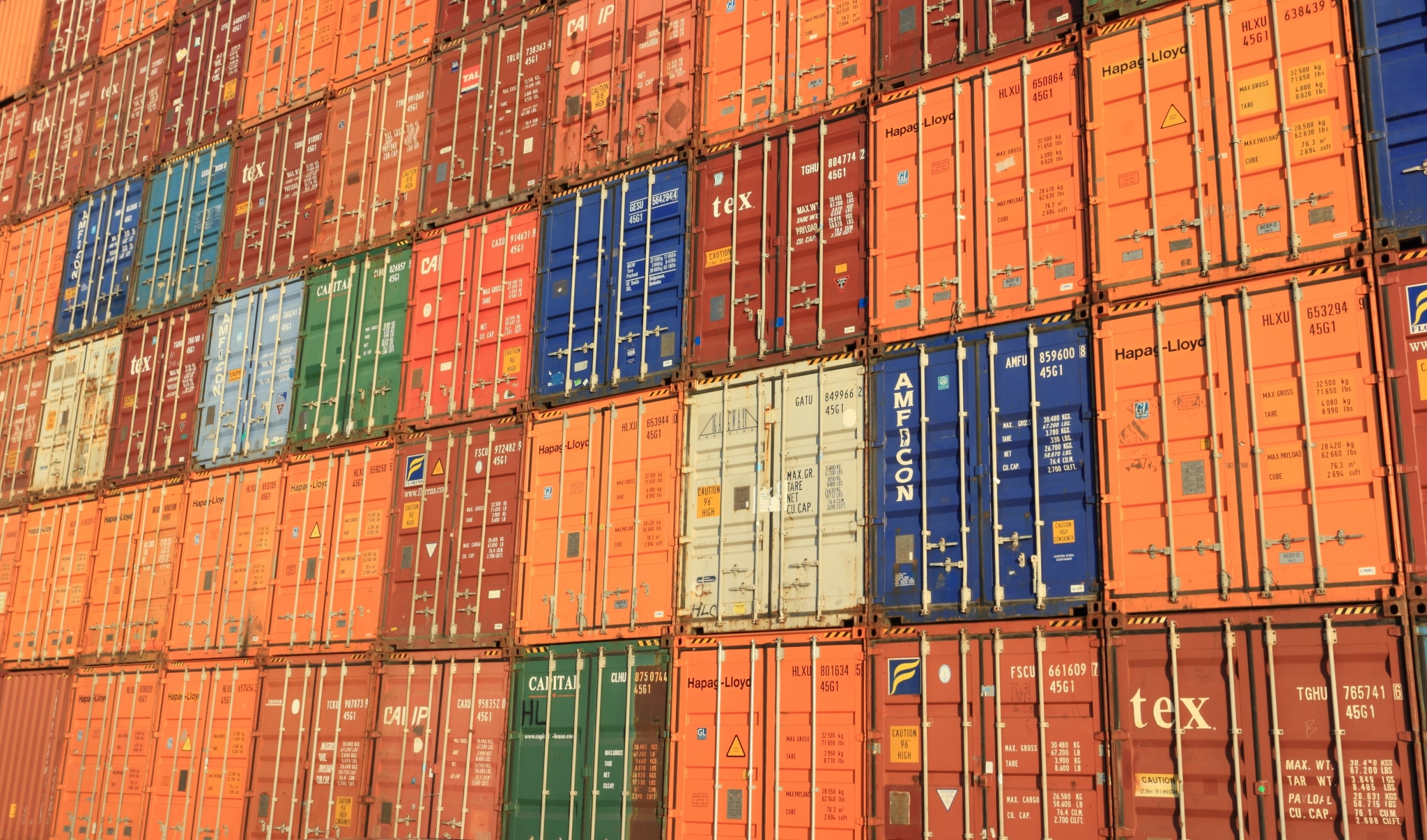 Why are ocean freight rates rising sharply?