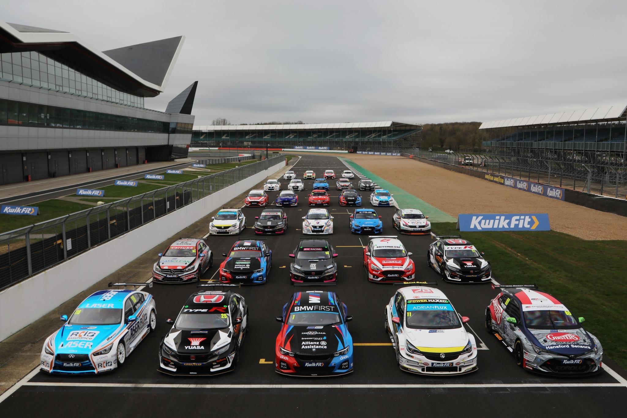 Motorsport UK confirms English restart on 2 December