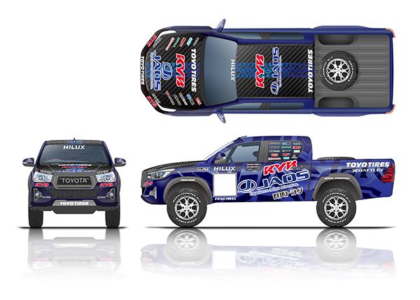 Toyo Tire strategic partnership with SUV parts supplier JAOS