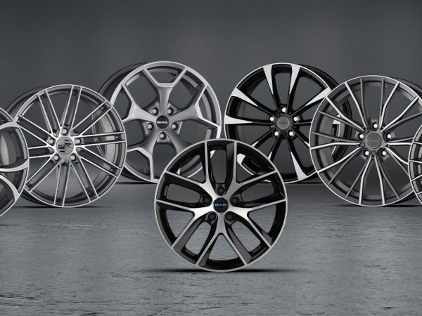 Mak wheels 2020 range