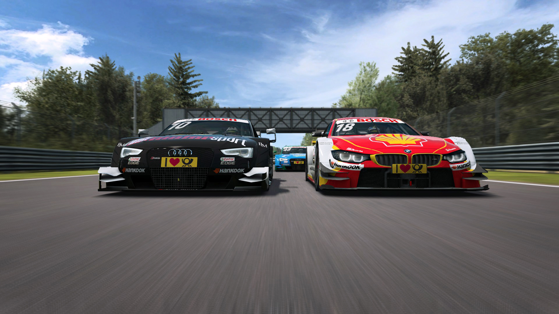 Hankook a founding partner in DTM move to Esports