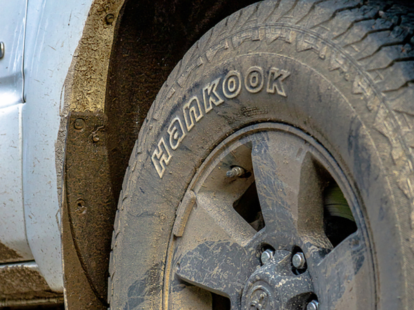 The Hankook Dynapro AT2