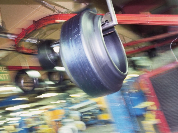 Cooper Tire Europe's Melksham, UK, production plant