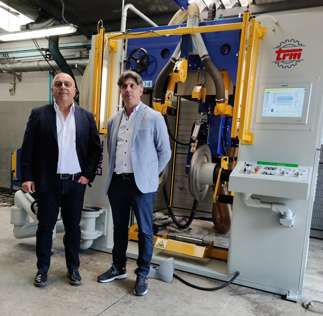 Corgom invests in TRM retreading machinery