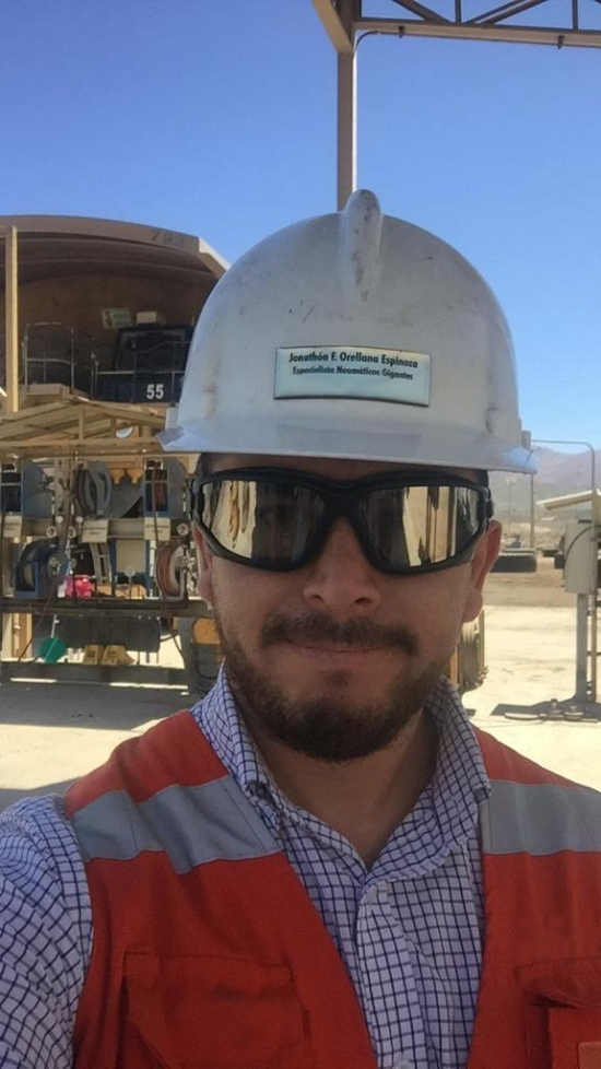 Jonathon Orellana is to lead the Chilean and surrounding countries market development as ITRS new technical advisor