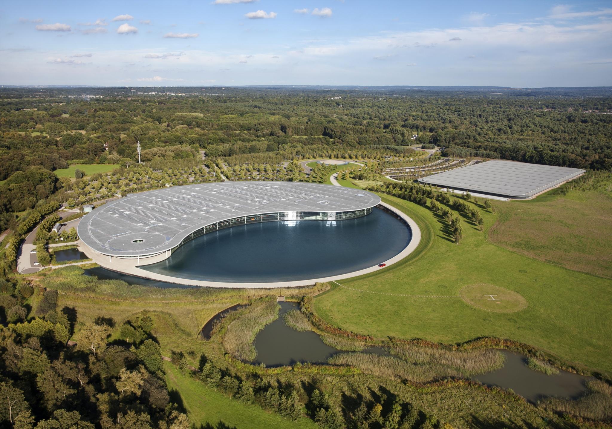 McLaren Group to cut 1200 jobs