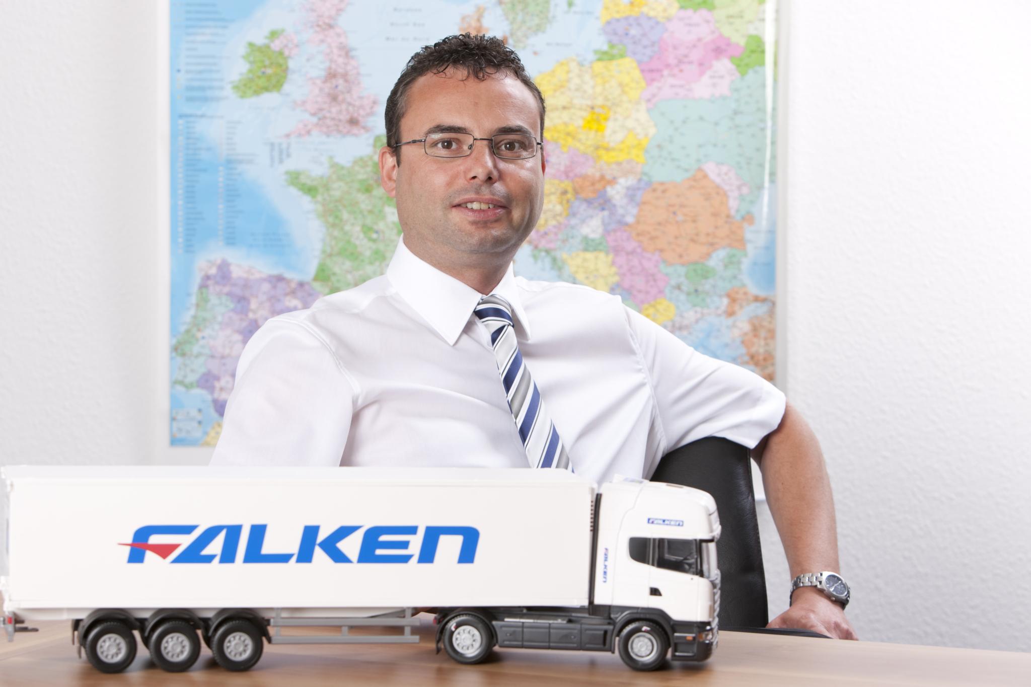 Falken 'begins to see positive changes' after lockdown measures