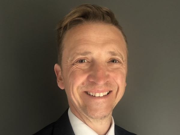 Paul Heard, the new Chief Executive of SMMT Industry Forum