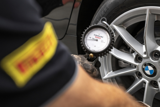 Pirelli advice for ensuring