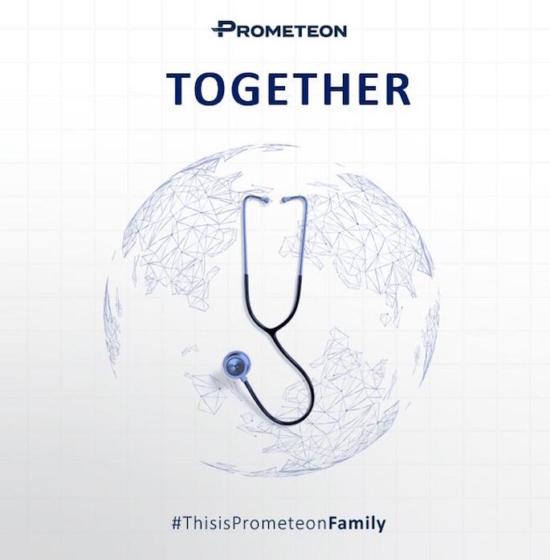 Prometeon Together Logo