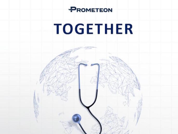 Prometeon Together Logo