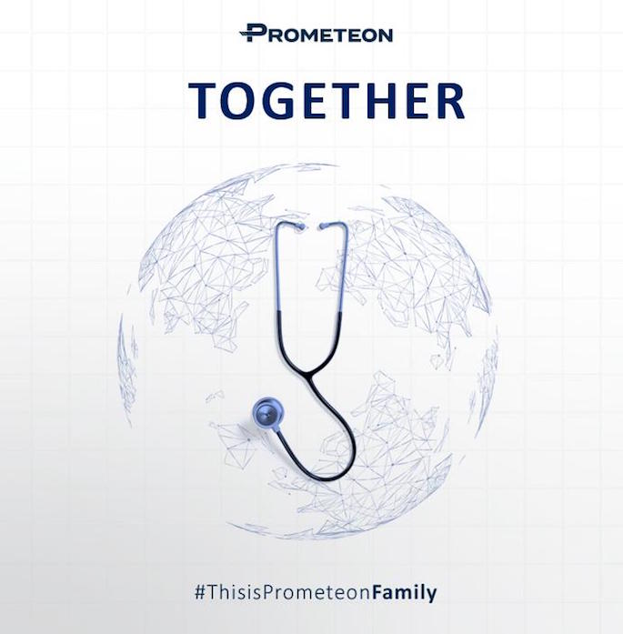 Prometeon supporting Red Cross during coronavirus pandemic