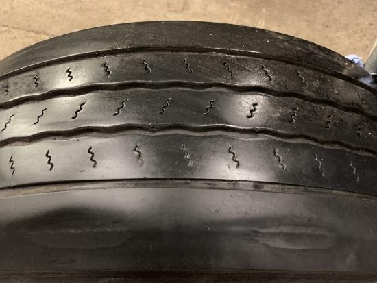 Prometeon Tyre Check warning