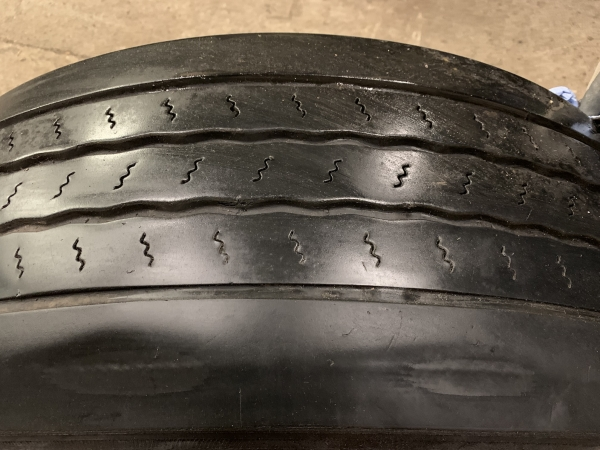 Prometeon Tyre Check warning