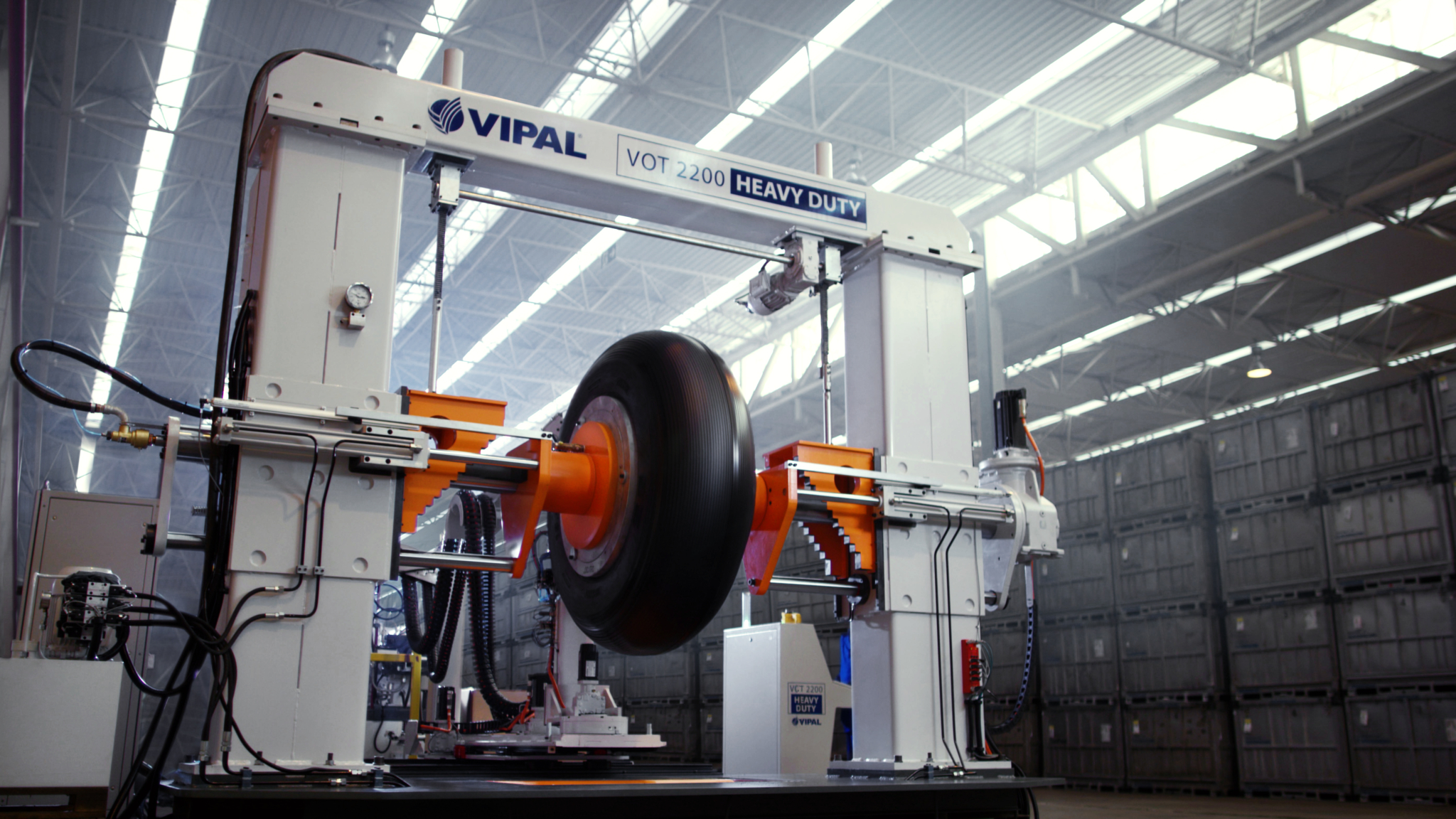 Vipal Machinery aims to expand internationally