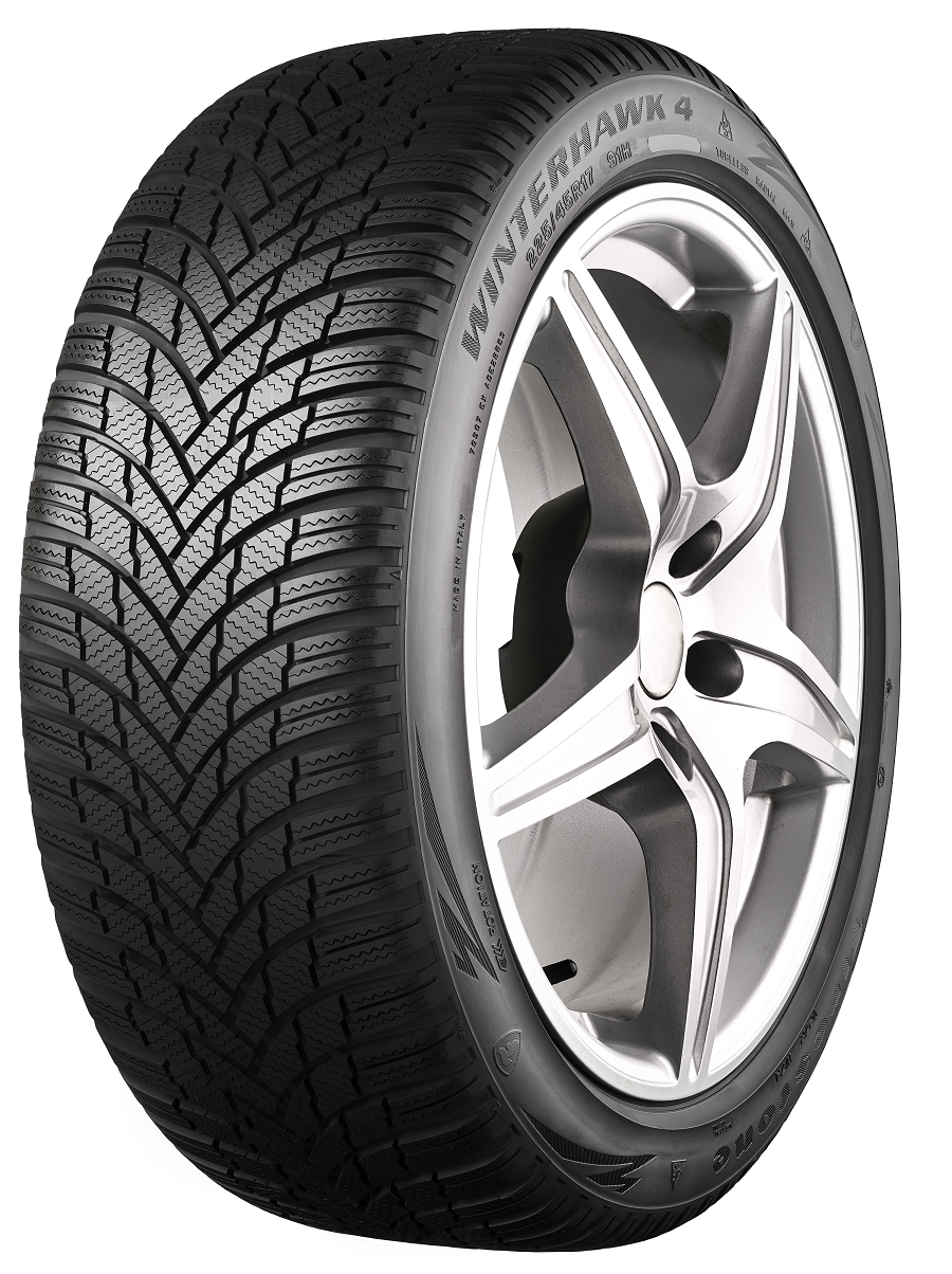 Firestone launches Winterhawk 4 flagship winter tyre