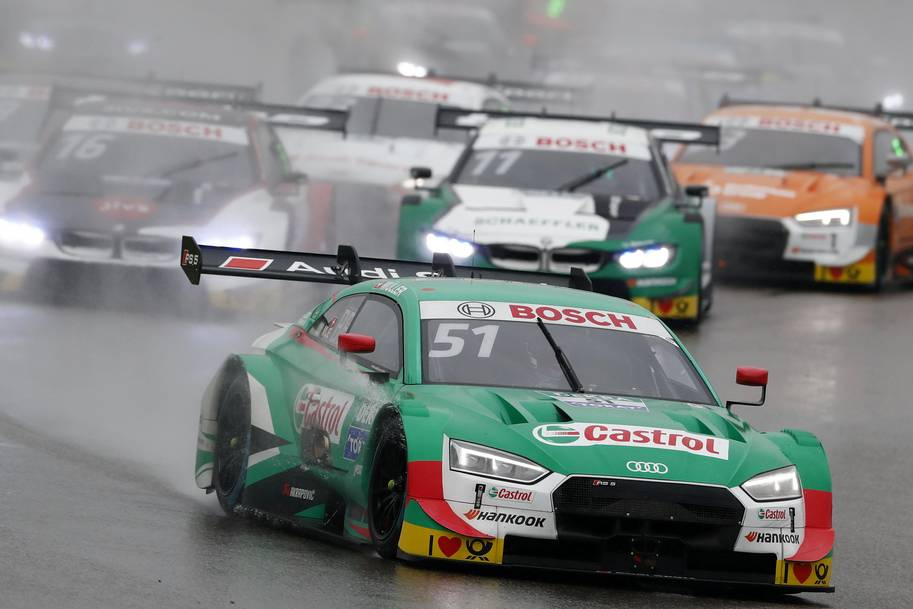 DTM down to single manufacturer as Audi withdraws