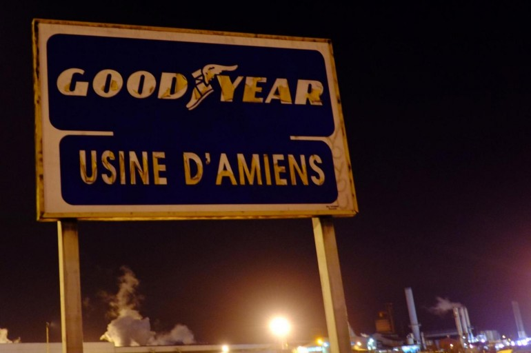 Goodyear management convicted of unfair dismissal over Amiens closure