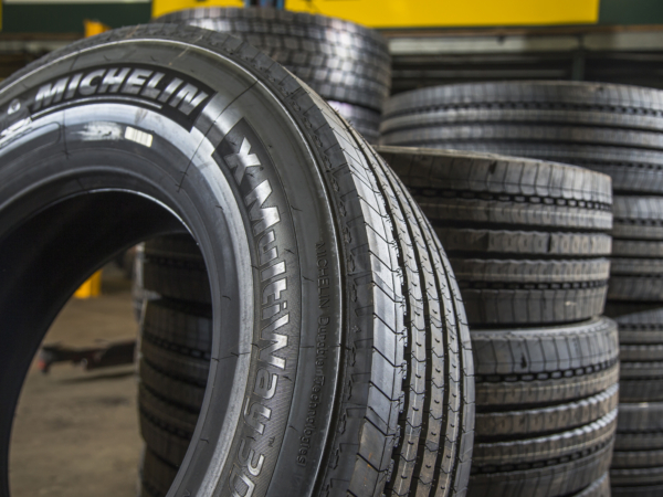 "Michelin Stoke is up-and-running, but ""not at capacity because demand is still not back up to speed"", according to the company (Photo: Michelin)"