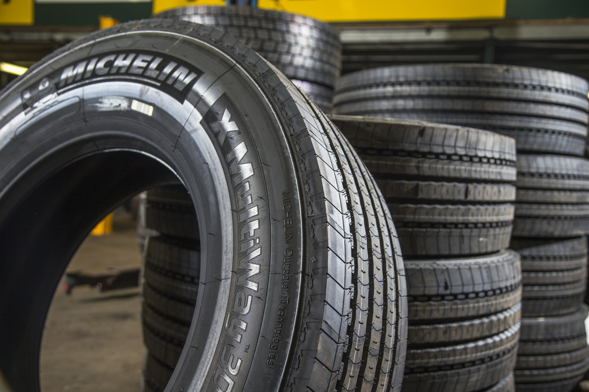 Michelin Stoke up-and-running, looking forward to 'steady market growth'