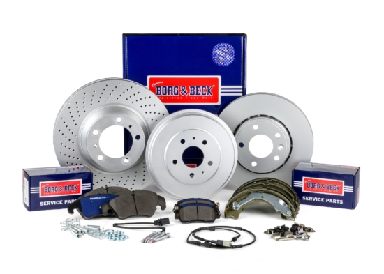 The Borg & Beck braking range now encompasses more than 1,600 discs and 1,250 pads