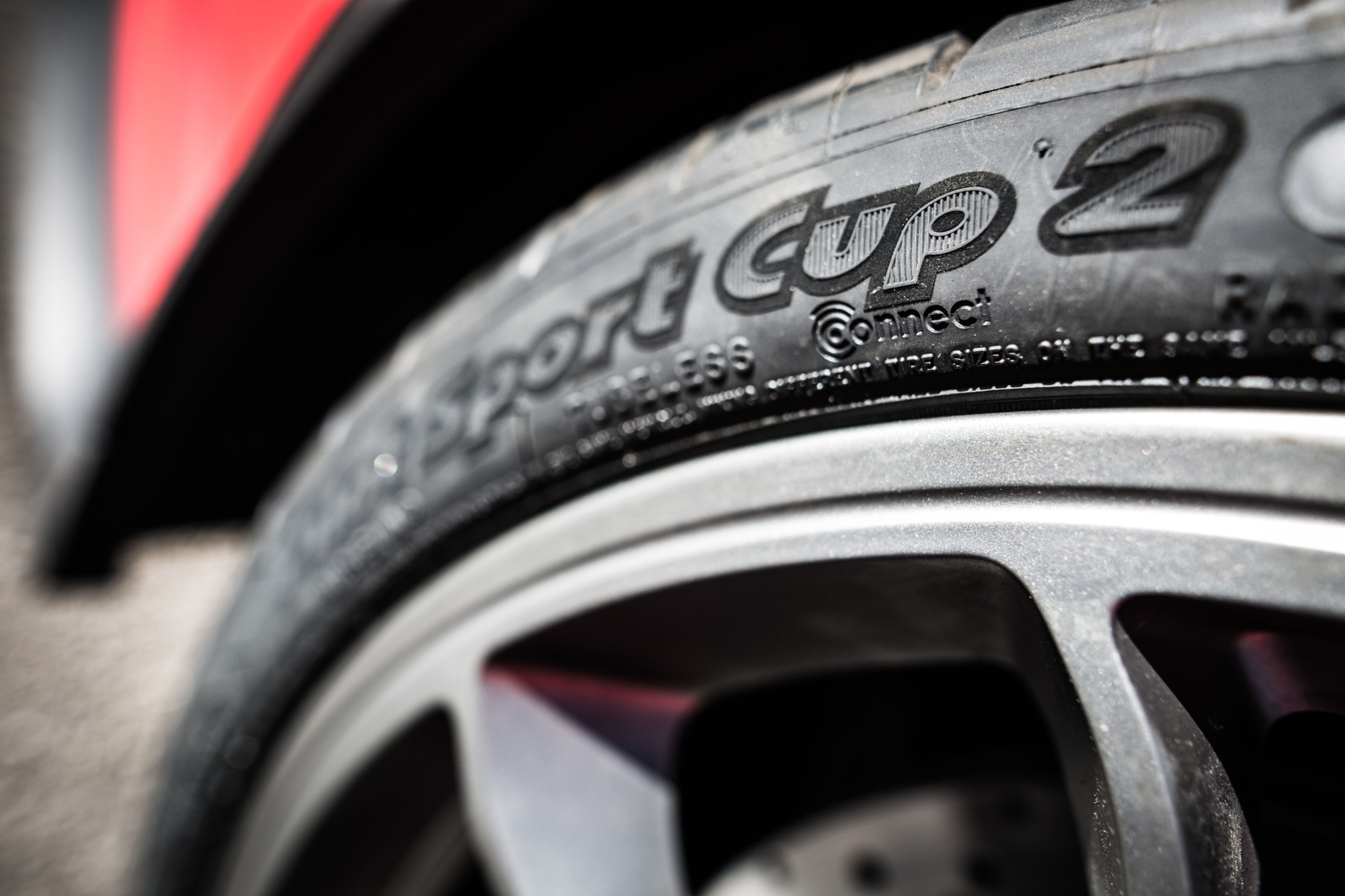 First OE fitment for Michelin connected road-legal track tyre