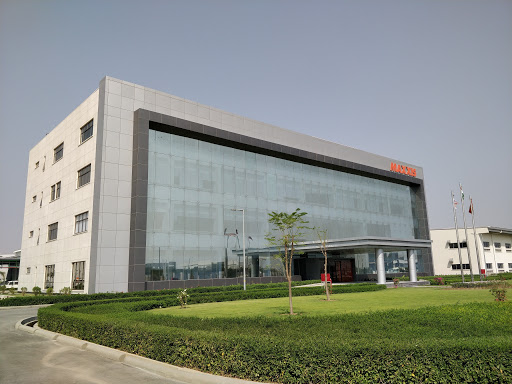 Maxxis Rubber India was established in 2014 and the factory (pictured) was opened in 2018. (Photo: Maxxis)