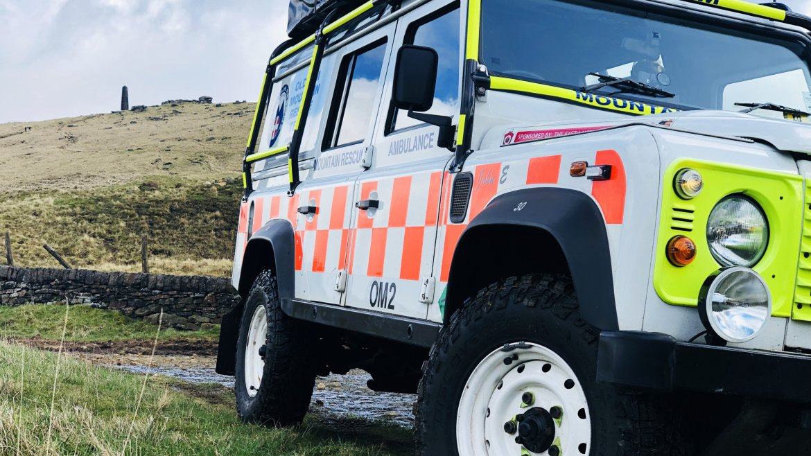 Cooper Tire equips UK mountain search and rescue teams