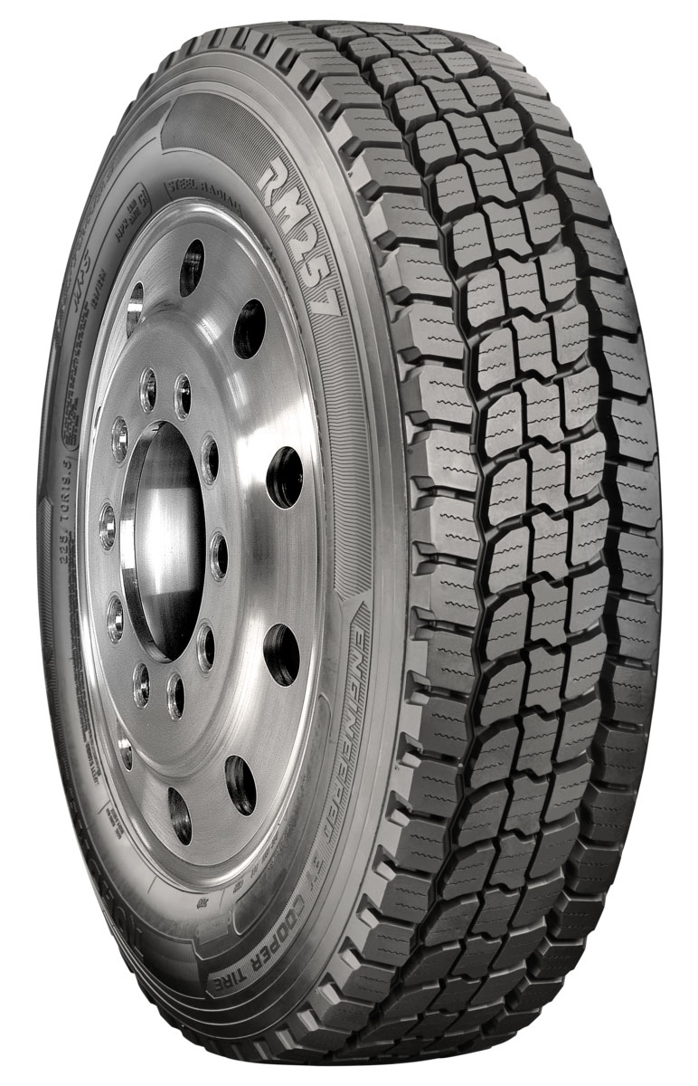 Cooper launches two Roadmaster van and local delivery tyres