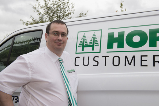 Hoppecke Industrial Batteries has appointed Stuart Browne as general manager