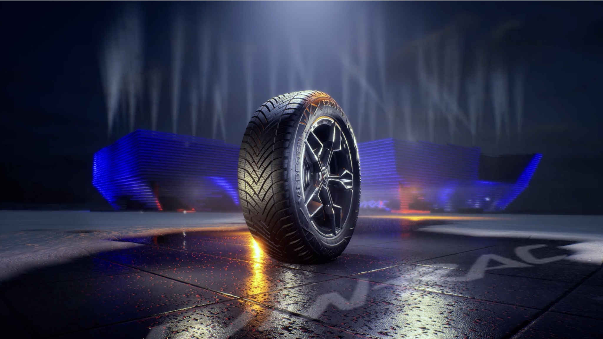 Vredestein launches Wintrac winter tyre