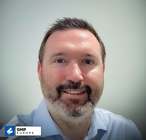 New sales director at SMP Europe