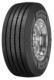 The Dunlop SP247 replaces the Dunlop SP246 range. The 385/65 R22.5 version is pictured. (Photo: Goodyear)