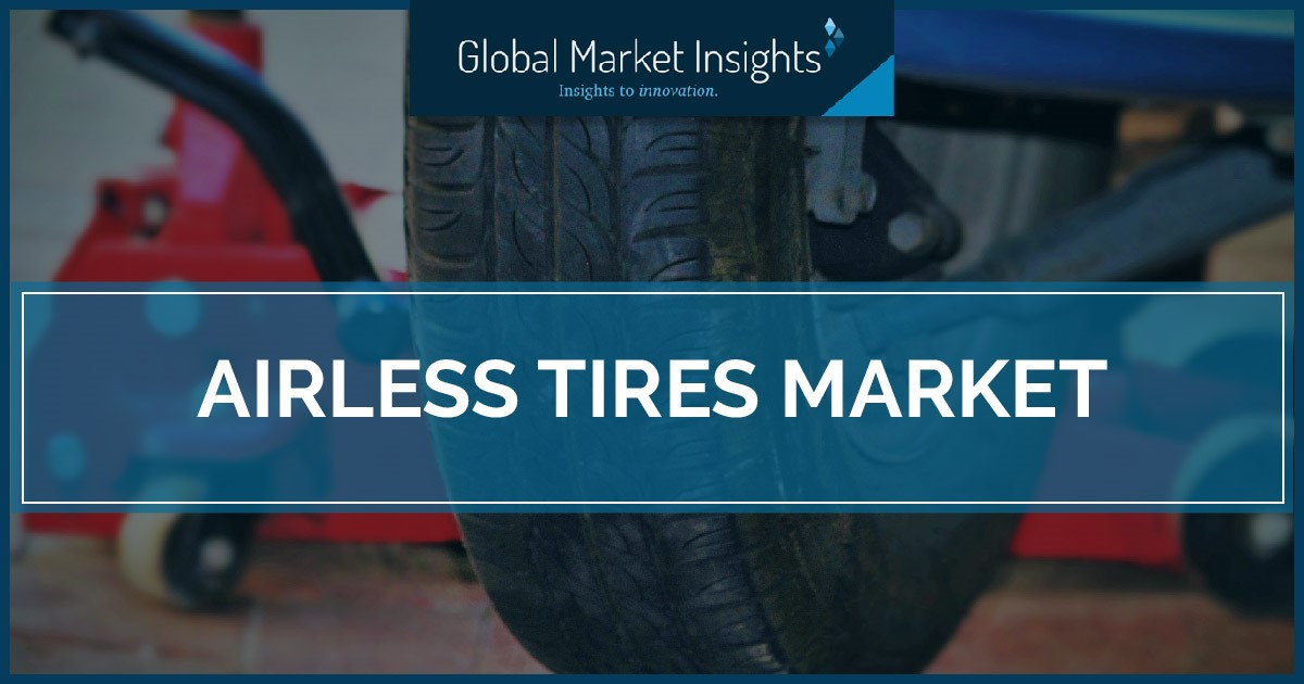 Airless tyre market 'worth over $45m by 2026' – report