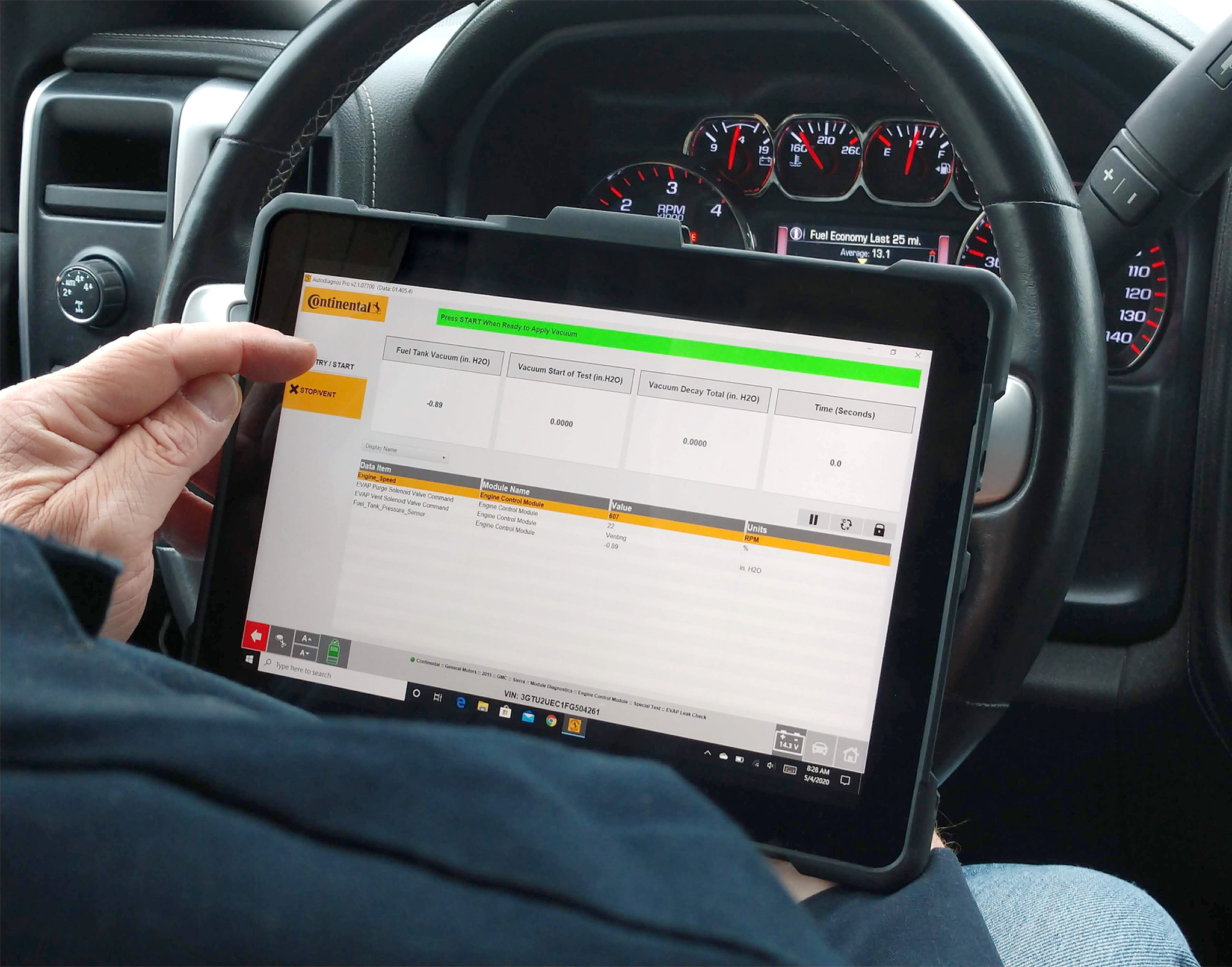Continental launches Autodiagnos Pro Automotive vehicle diagnostic system