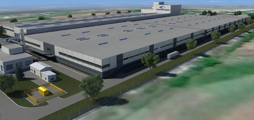 Cooper Tire expands Kruševac, Serbia factory by a third