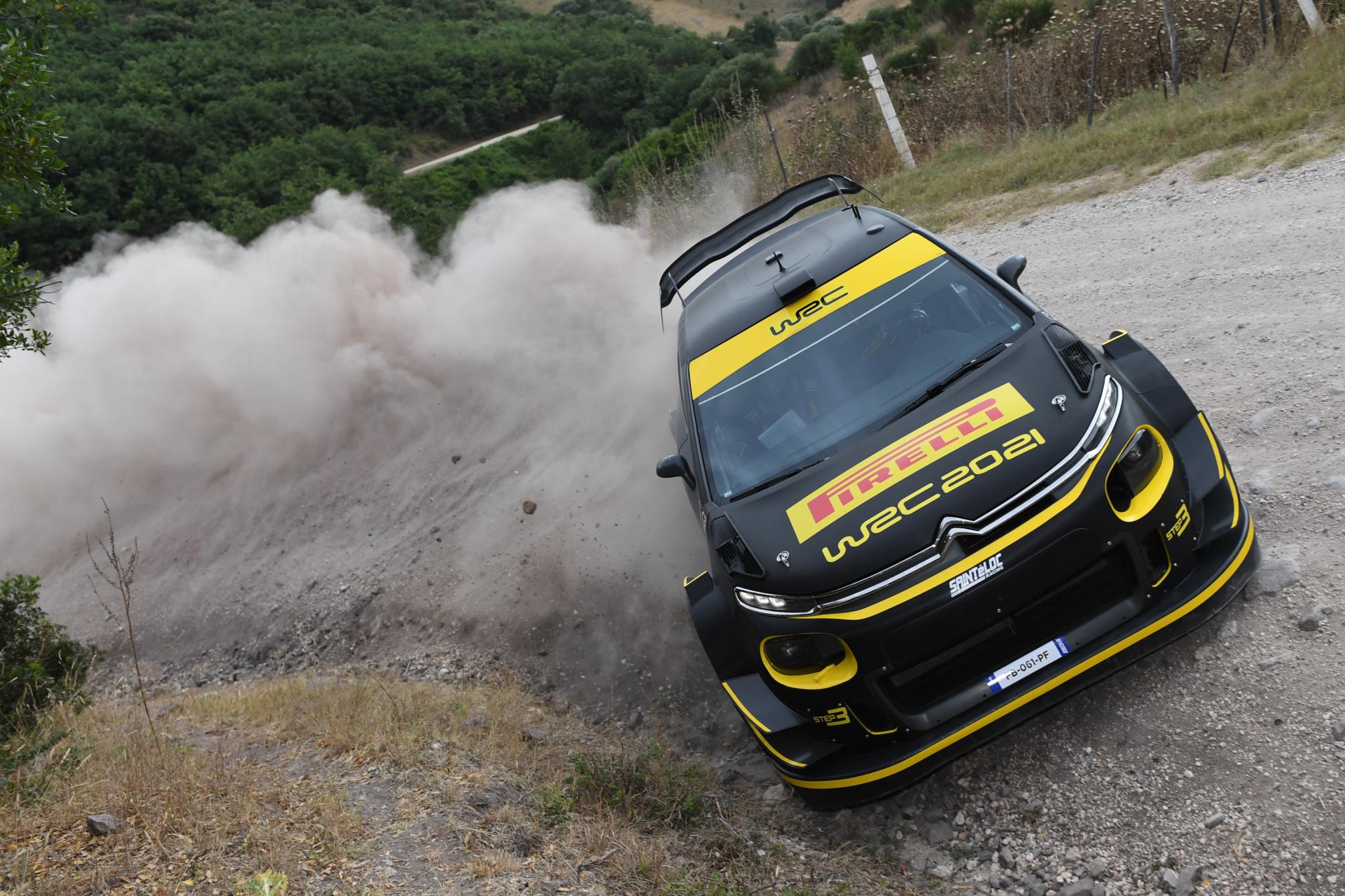 Pirelli World Rally Championship tyre testing begins in Sardinia