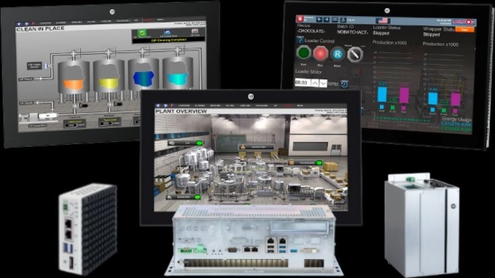 The launch of the VersaView 6300 family follows the May 2020 acquisition of ASEM S.p.A (Photo: Rockwell Automation)