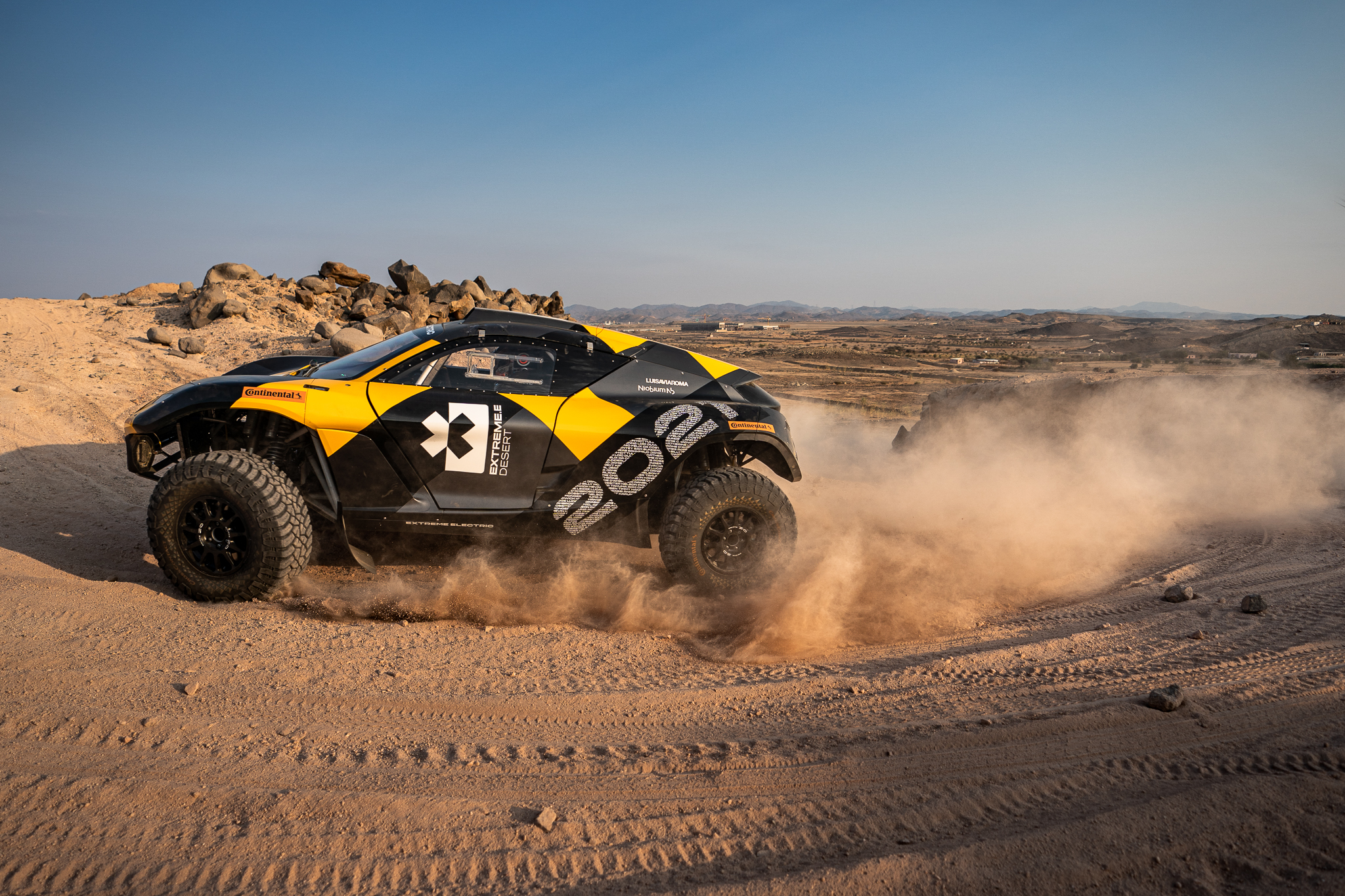 Conti: Extreme E the biggest challenge tyres have faced in motorsport