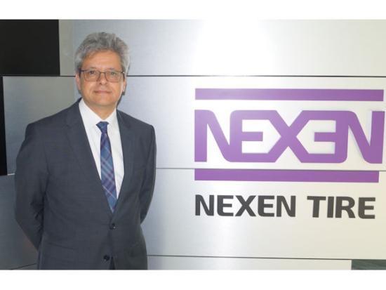 Van der Stad brings 30 years of experience and premium level OE management with him to Nexen. (Photo: Nexen)