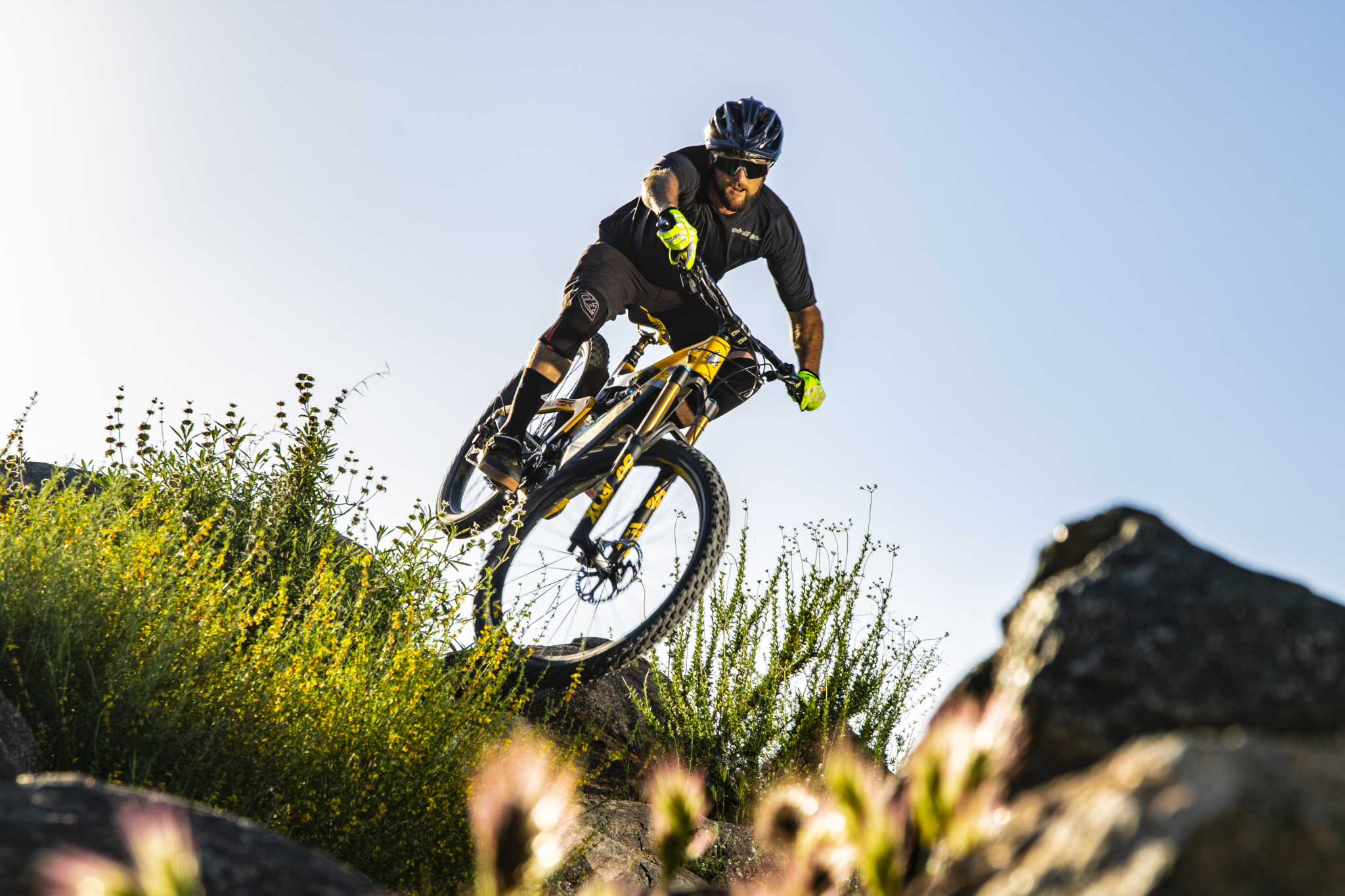 Pirelli presents Scorpion E-MTB electric mountain bike tyre