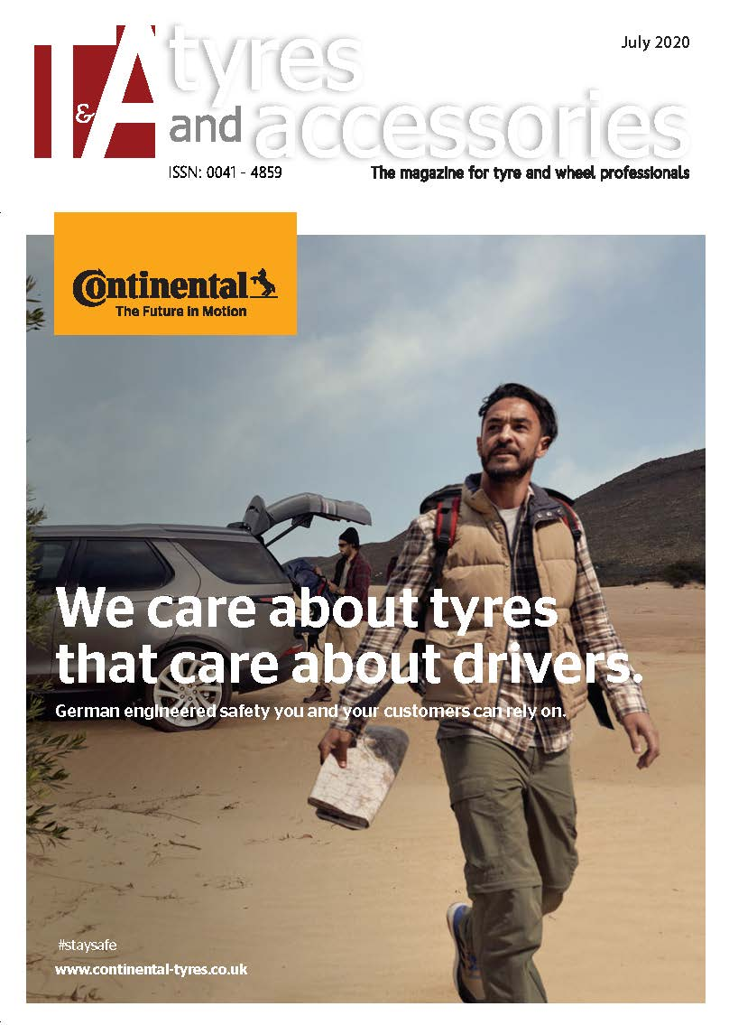 Tyres & Accessories Magazine, July 2020